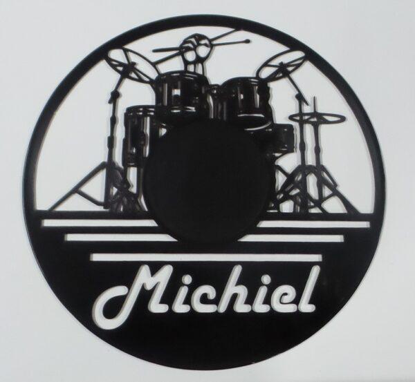 vinyl-drummer