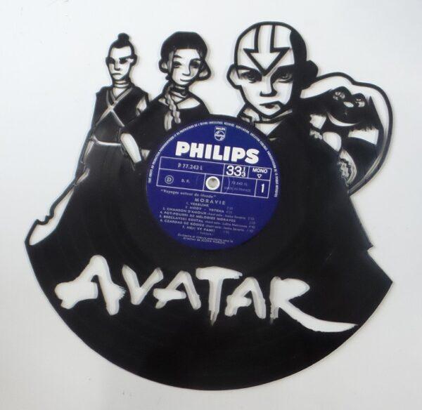 vinyl-Avatar