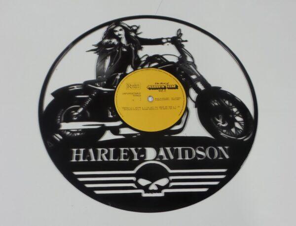 vinyl-Harley-Davidson