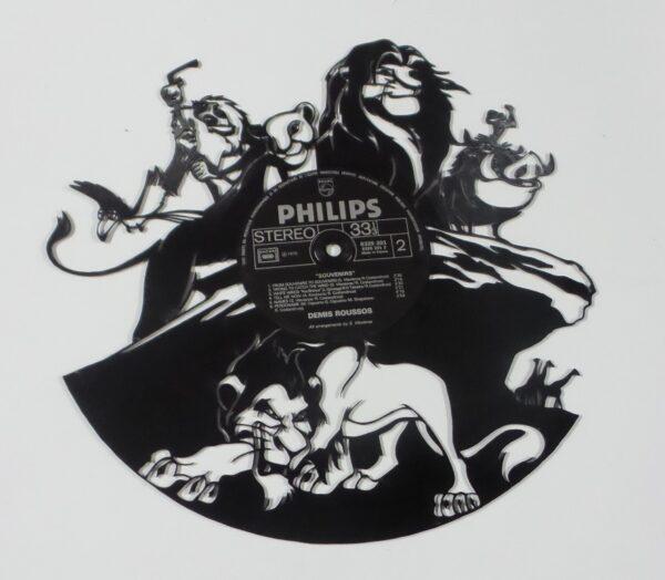 vinyl-LionKing