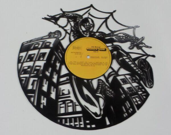 vinyl-Spiderman