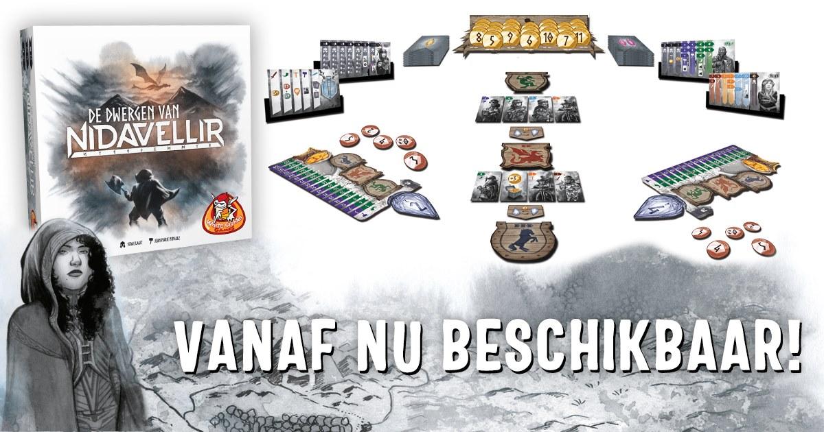De dwergen van Nidavellir-banner