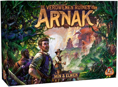 De Verdwenen Ruïnes van Arnak