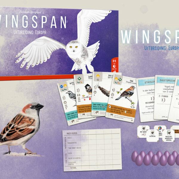 Wingspan Europa