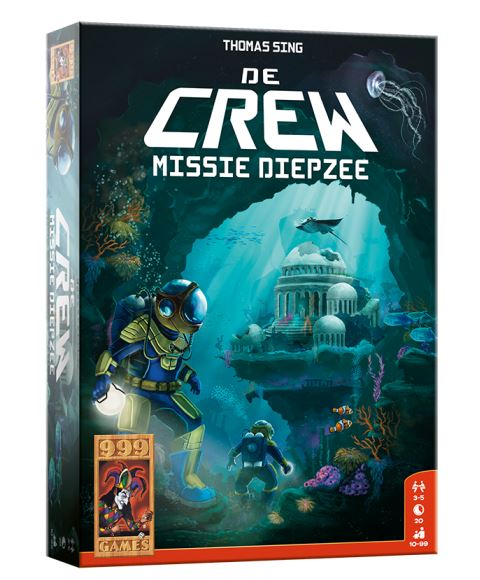 De Crew Missie Diepzee